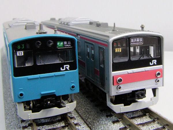 201系&205系京葉線