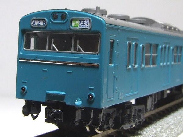 103系阪和線