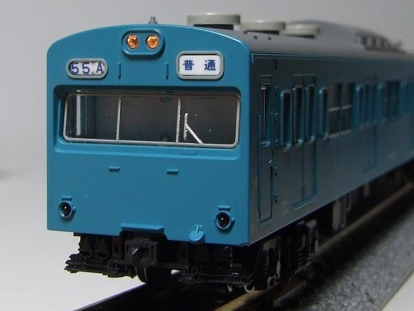 103系京阪神緩行線